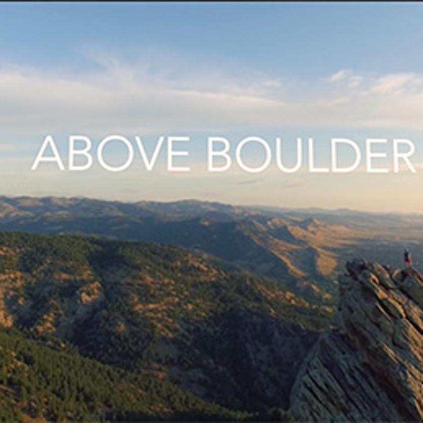Above Boulder